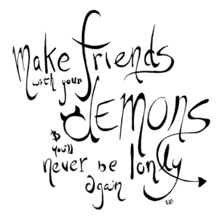 Friends with Demons