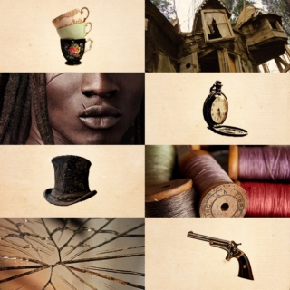 Madly: A Playlist for The Hatter