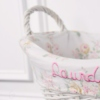 A Basket of Laundry & Tunes