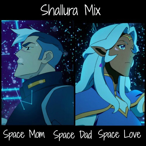 I think the universe is on our side/ Shiro & Allura