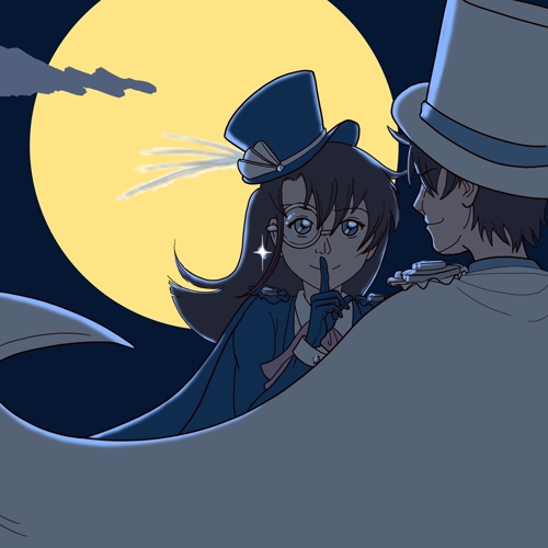 Kaitou and Accomplice