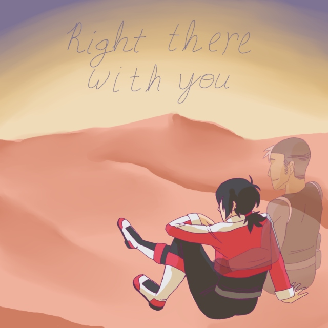 Right There With You