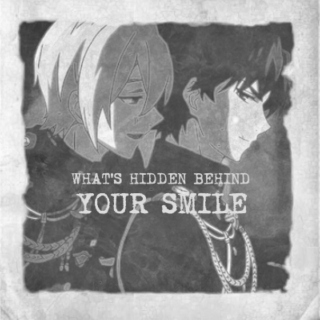 what's hidden behind your smile // gureshin