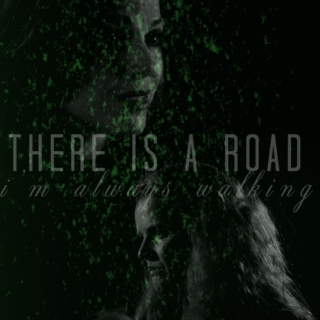 there is a road i'm always walking