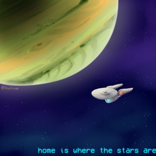 home is where the stars are