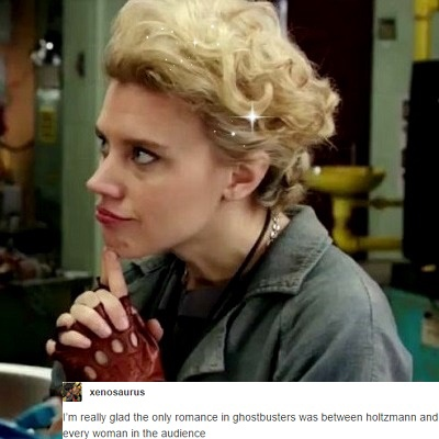 Holtzmann Is My Wife, And I Love Her