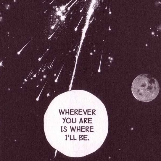 Then there was you.