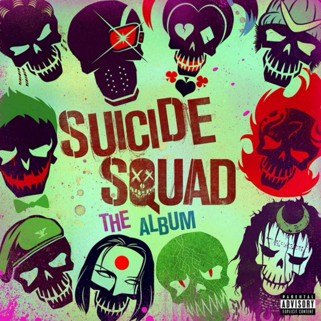 soundtrack | suicide squad
