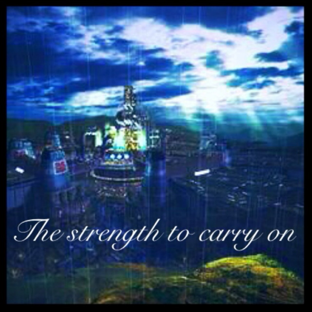 the strength to carry on - clack week pt. ii