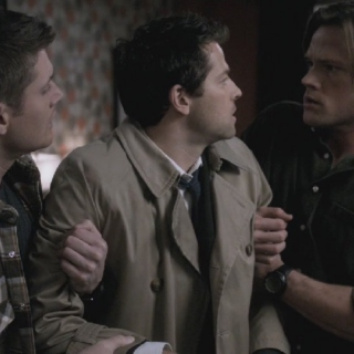 always happy to bleed for the winchesters