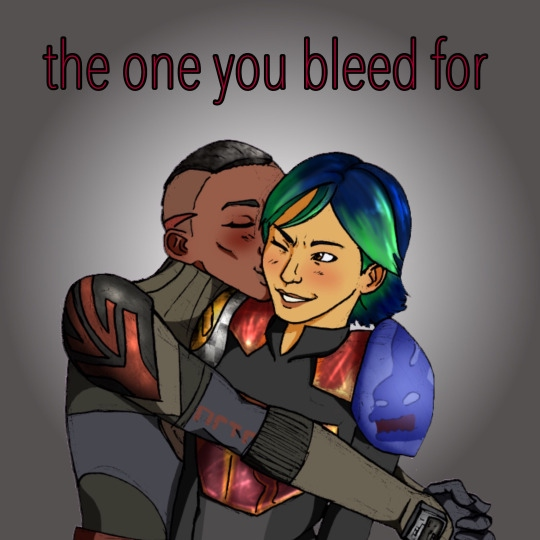 the one you bleed for