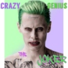 crazy + genius = Joker