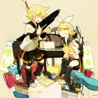 KAGAMINE POWER!!