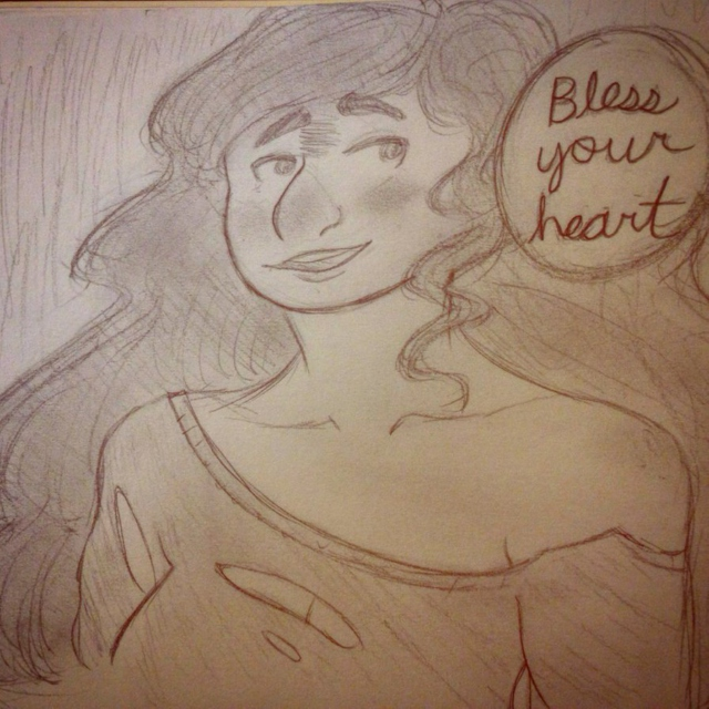 Bless your heart ♡