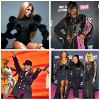 VH1 Hip Hop Honors 2016... All Hail To The Queens!