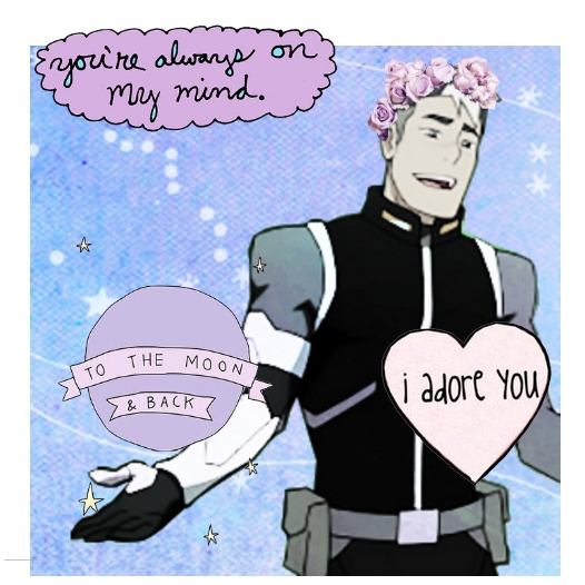 Shiro Loves You Baby
