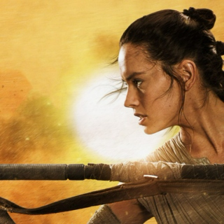 Rey the Scavenger