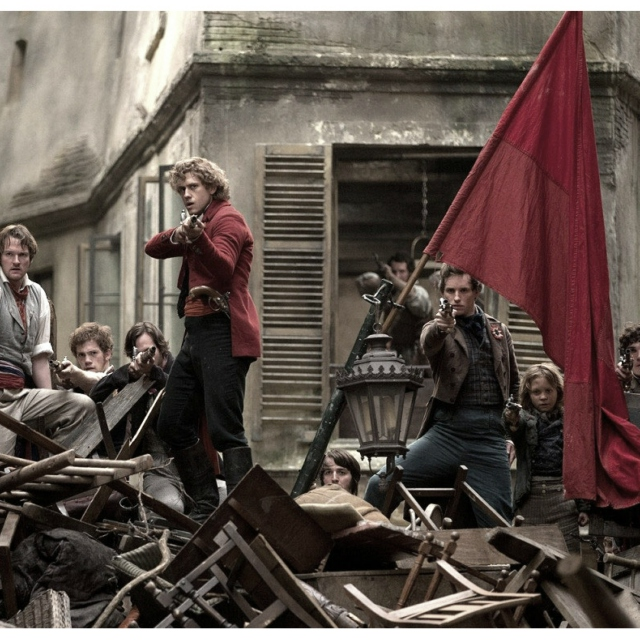 Get in losers, we're going to the barricade