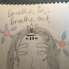 ♡ breathe in, breathe out ♡