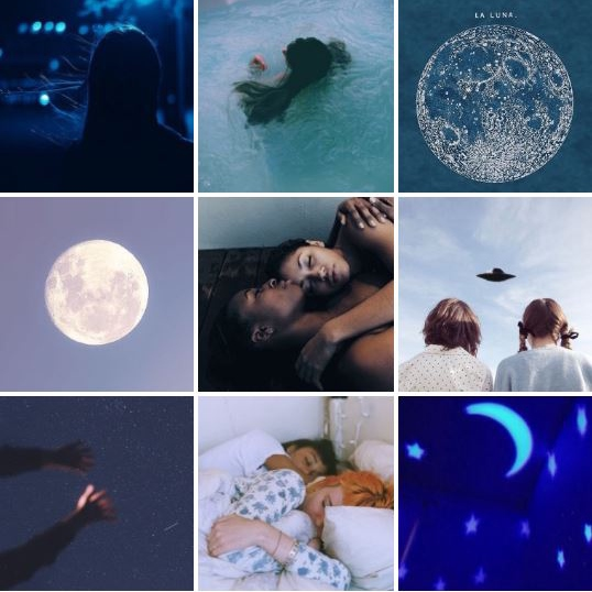 the moon is a wlw