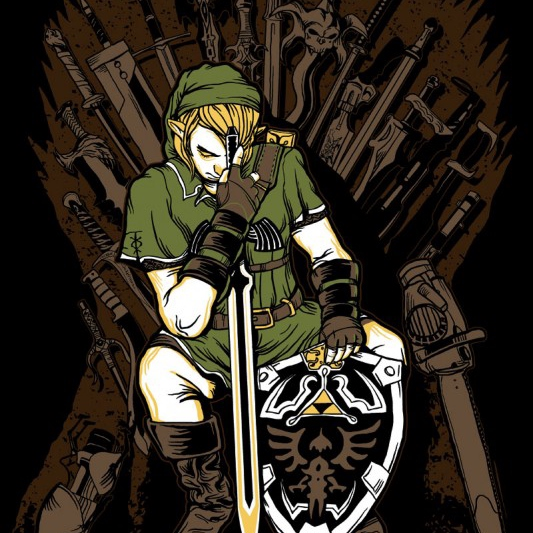Everything from Harry Potter to Game of Thrones to Anime to Zelda