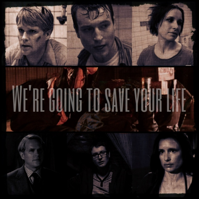 Saw || We're going to save your life