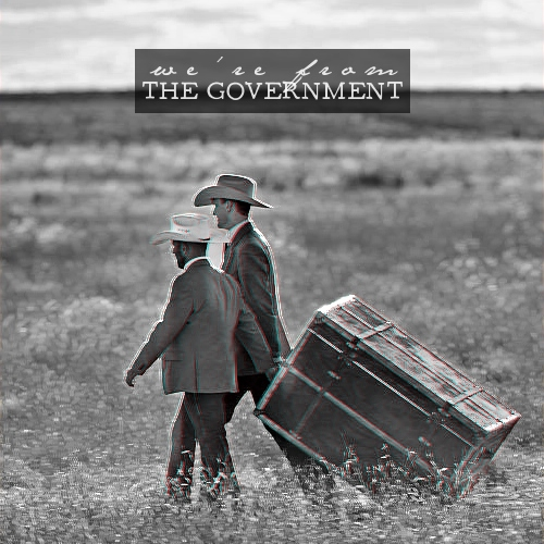 We're from the government