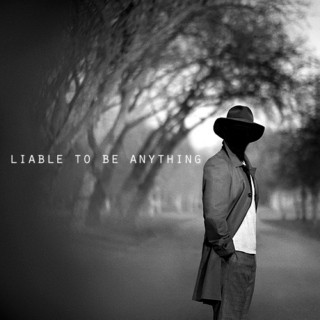 Liable To Be Anything: a Joe Christmas playlist