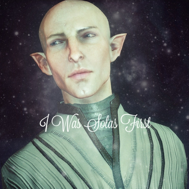 I Was Solas First