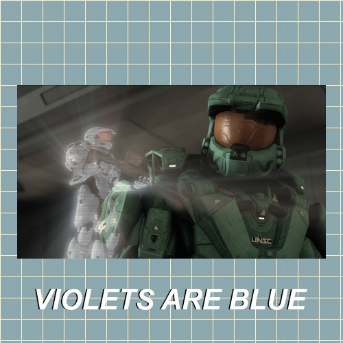 Violets Are Blue [Chucker]