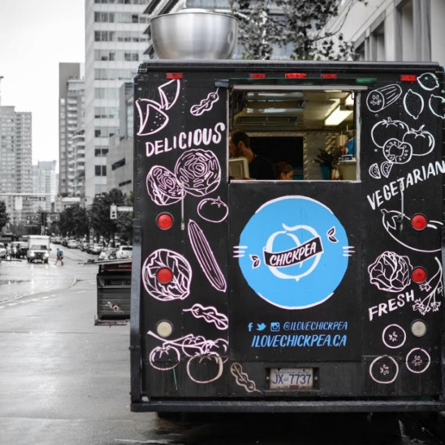 Chickpea Food Truck