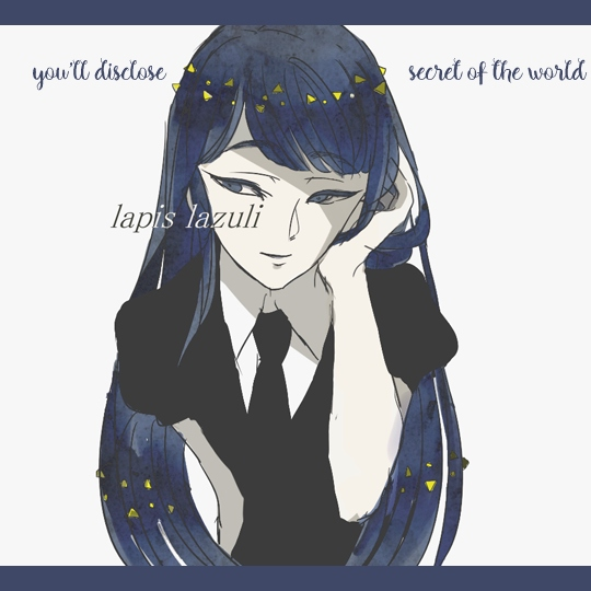 you'll disclose secret of the world