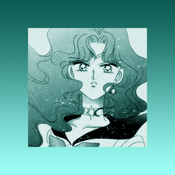 i'm the soldier of affinity, sailor neptune!