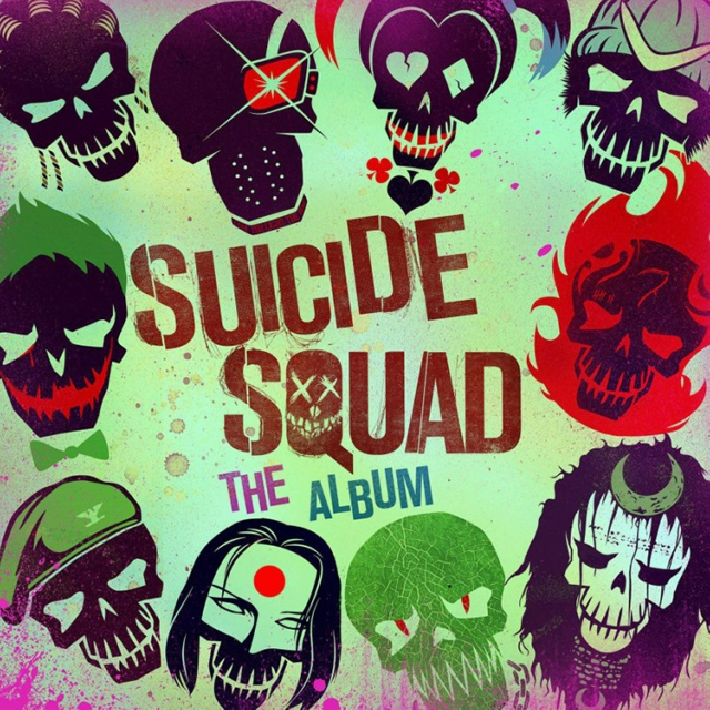 Songs from DC's Suicide Squad
