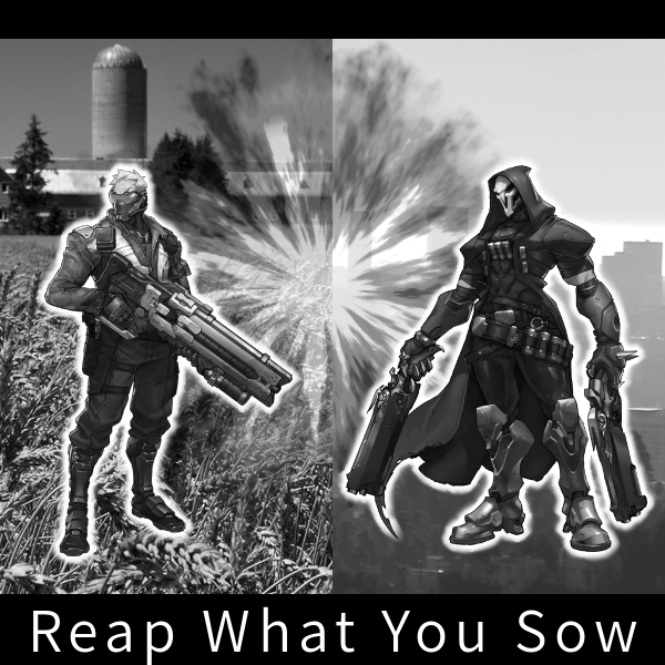 Reap What You Sow - Reaper76