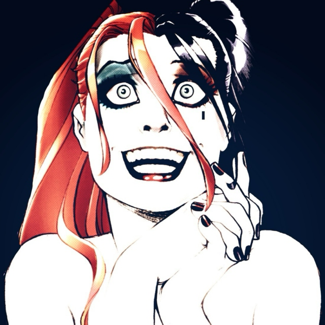 .:Harley Quinn, pleased to meetcha!:.