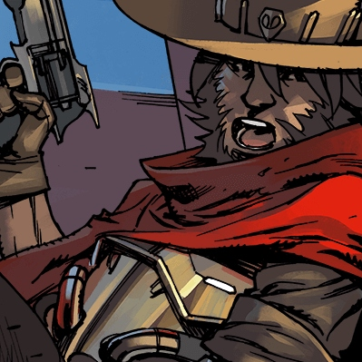 last chance to surrender, stanger || Jesse McCree
