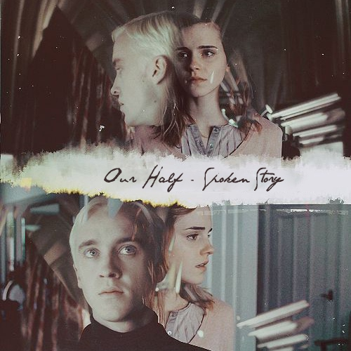 Our Half-Spoken Story (Dramione in Kpop)