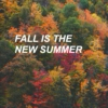 fall is the new summer