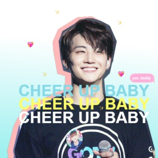 cheer up baby