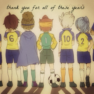 thank you for all of these years