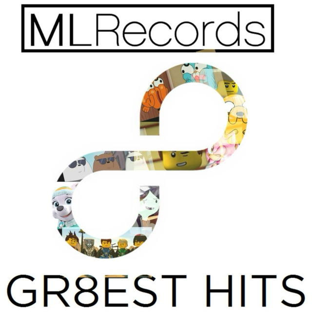 MLRecords' Gr8est Hits (8 years of 8tracks)