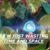 I'M JUST WASTING TIME AND SPACE - A TRACER MIX