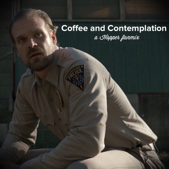 Coffee and Contemplation: A Hopper Fanmix