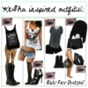 Ke$ha inspired outfits(:  (Real Love Meets Real Estate, Pt. 2)