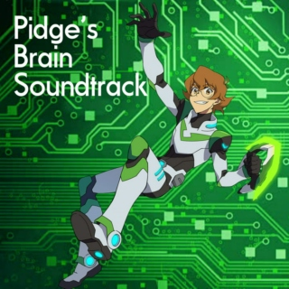 Pidge's Brain Soundtrack