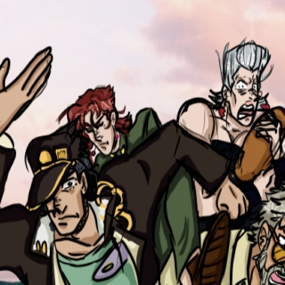 The Run And Go // A Stardust Crusaders Fanmix