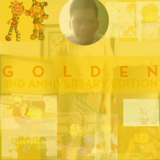 GOLDEN: 2nd Anniversary Edition