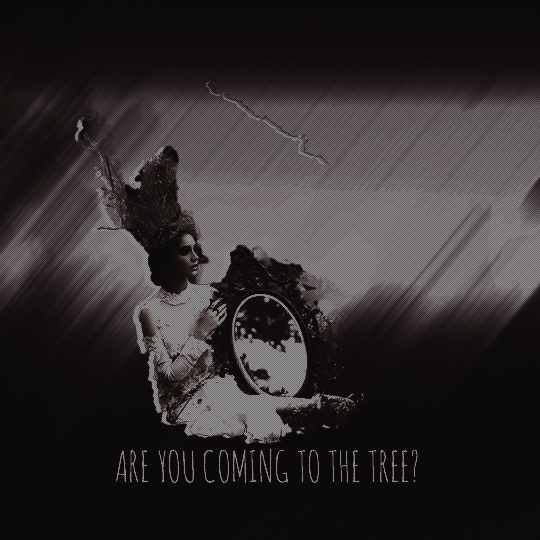 ARE YOU COMING TO THE TREE?
