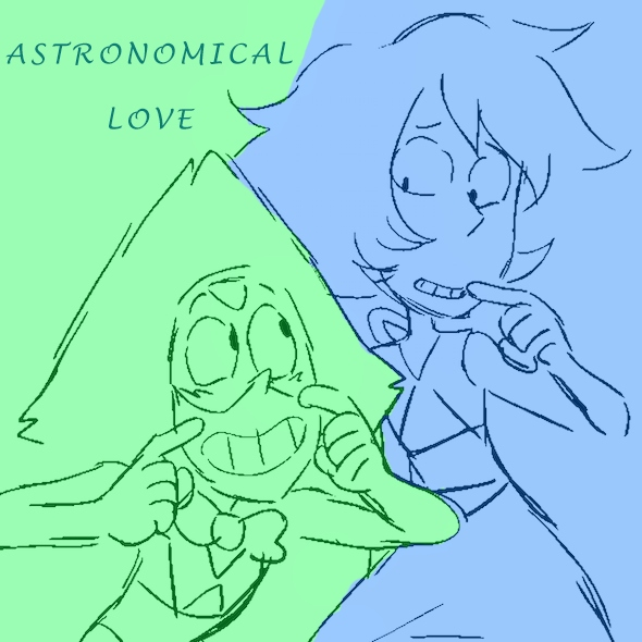 astronomical love